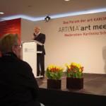 ART Karlsruhe Kunstmesse, Vernissage März 2011, (c) Cornelia Kerber (47)