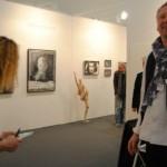 art KARLSRUHE 2014, Fotos (c) Cornelia Kerber. www.cornelia-kerber.de (101)  Galerie am Dom Wetzlar Galerie am Dom Gießen Galerie am Dom Frankfurt, galerie wagner + marks und der Michael
