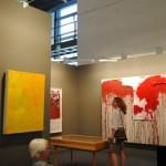art KARLSRUHE 2014, Fotos (c) Cornelia Kerber. www.cornelia-kerber.de (83) Künstler: Hermann Nitsch Galerie Zulauf 76251 Freinsheim