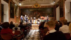Bach im Cafehaus, Minoritensaal Graz 18.03.2019_Cornelia Kerber