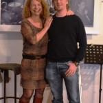 03-2016, Veranstaltungsreihe DIE KERBER, Cornelia Kerber mit Markus Schlesinger, Fingerstyle Guitar, Theresienkeller