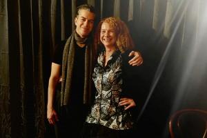 11-2016, DIE KERBER, Cornelia Kerber mit Matthias Franz Stein, Kabarett, Theresienkeller